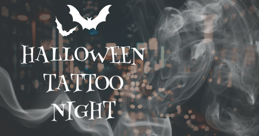 Halloween Tattoo Night 2019